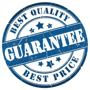 Best price guarantee stamp