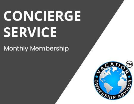 Concierge Service-Monthly Membership