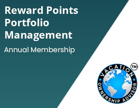 Reward points portfolio managemnet - Annual Membership
