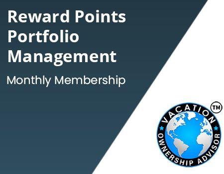Reward points portfolio managemnet - Monthly Membership